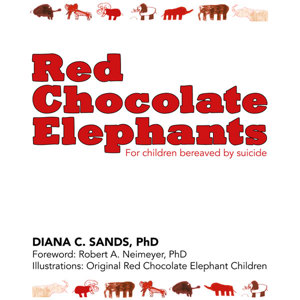 Red Chocolate Elephants: For children bereaved by suicide – book & DVD