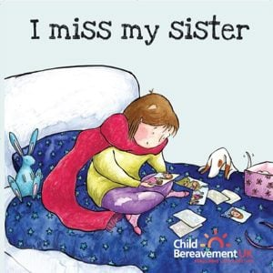 I Miss My Sister book