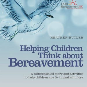 Helping Children Think about Bereavement book