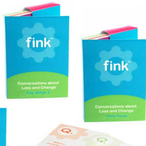 FINK Key Stage 1 question cards