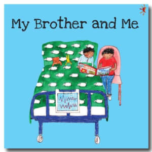 My Brother and Me book
