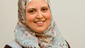 Zabia Khatoon, Chaplain and Community and Diversity Officer, Myton Hospice, Coventry