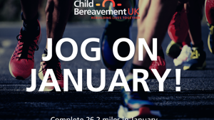 Jog on January